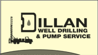 Dillan Well Drilling Logo