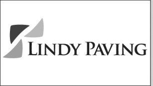 Lindy Paving Logo