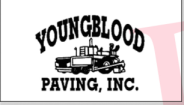 Young Blood Paving Logo